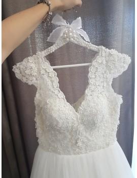 Umerase miri personalizate cu perle si cristale pentru nunta