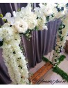 Leagan flori inchiriat - nunta, botez, evenimente, majorat, petreceri firma/corporate