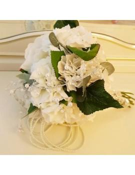 Buchet nunta pentru mireasa si nasa - Model 1