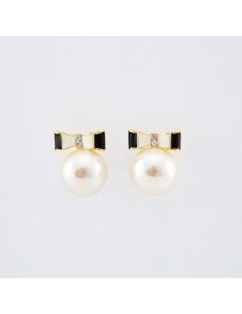 Cercei zirconiu (cristale) si perle ocazii speciale
