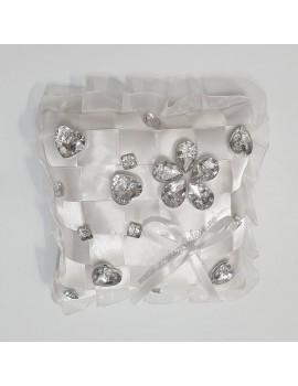 Pernuta pentru verighete - cu cristale