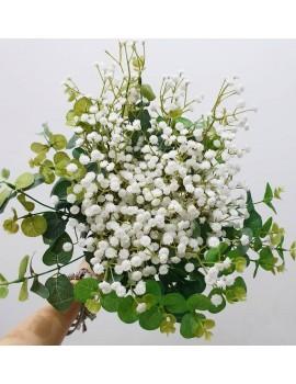 Buchet nunta pentru mireasa si nasa - floarea miresei