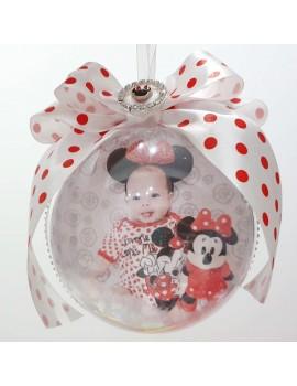 Globulet personalizat Craciun Disney