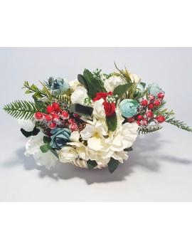 Aranjament floral Craciun